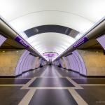 Metro, St. Petersburg, Volkovskaya