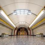 Bucharestskaja, Metro, St. Petersburg-2