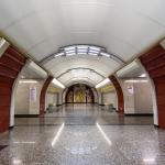 Bucharestskaja, Metro, St. Petersburg