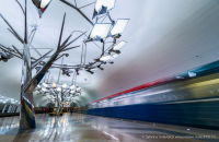 Metro Moskau 2017